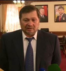 Байсултанов Одес Хасаевич