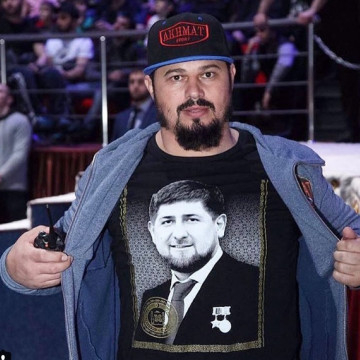 Висмурадов Абузайд Джандарович