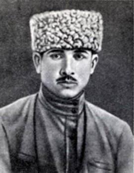 Шерипов Асланбек Джемалдинович