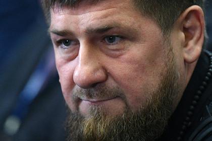 Кадыров прокомментировал обращение Путина к нации