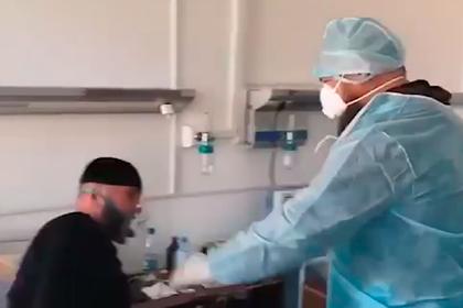 Появились подробности заражения Кадырова коронавирусом