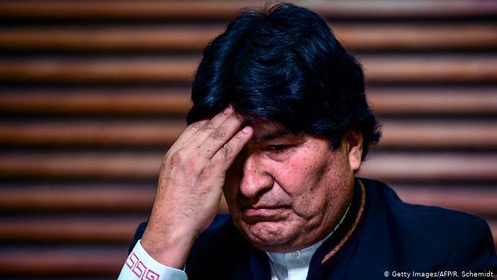 Экс-президента Боливии Моралеса обвинили в терроризме