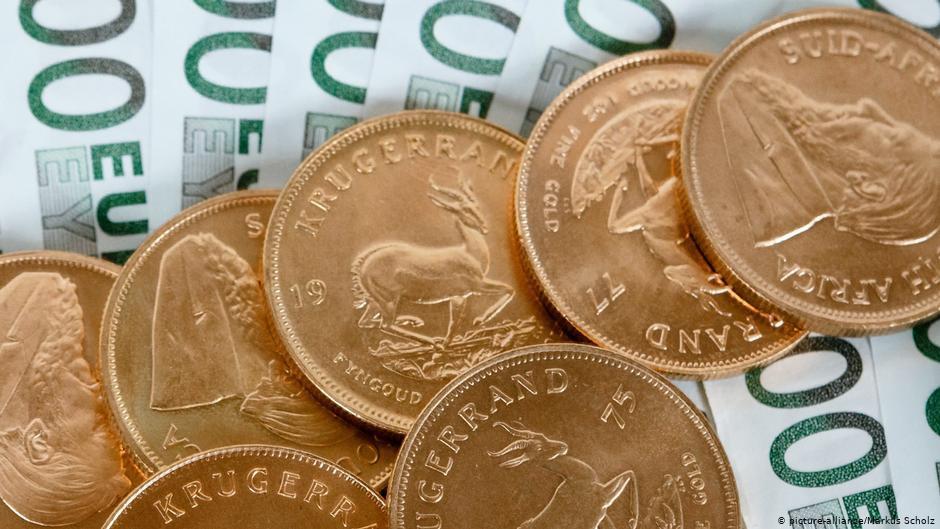 Жители Германии в первом полугодии купили более 80 тонн золота