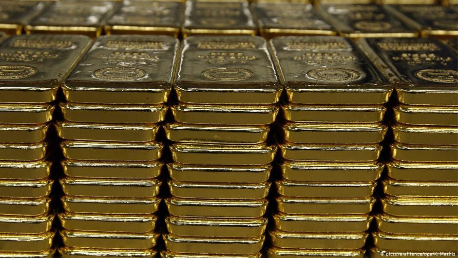 Цена на золото преодолела символическую границу