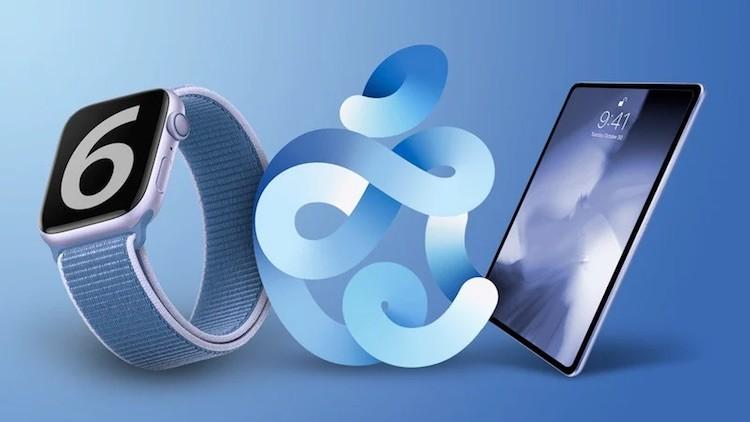 Не только Watch: завтра Apple представит обновлённый iPad Air, похожий на iPad Pro
