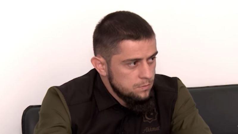 """В Чечне вновь собрали местных жителей и призвали противостоять """"евроичкерийцам"""""""