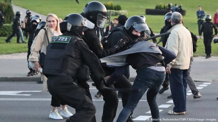 Лондон готовит санкции за нарушение прав человека в Беларуси