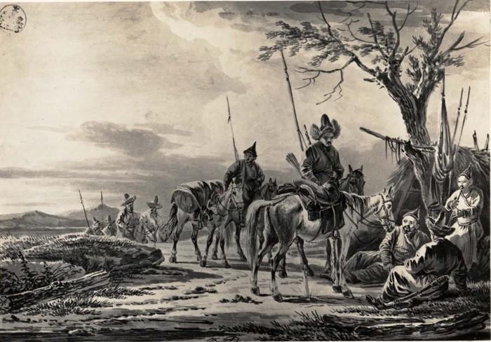 За что боролись башкиры в XVIII веке