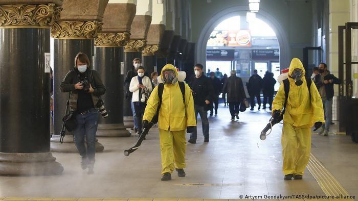 В России от COVID-19 скончалось более 24 тысяч человек