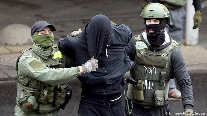 Протесты в Беларуси: число задержаний приблизилось к 30 тысячам