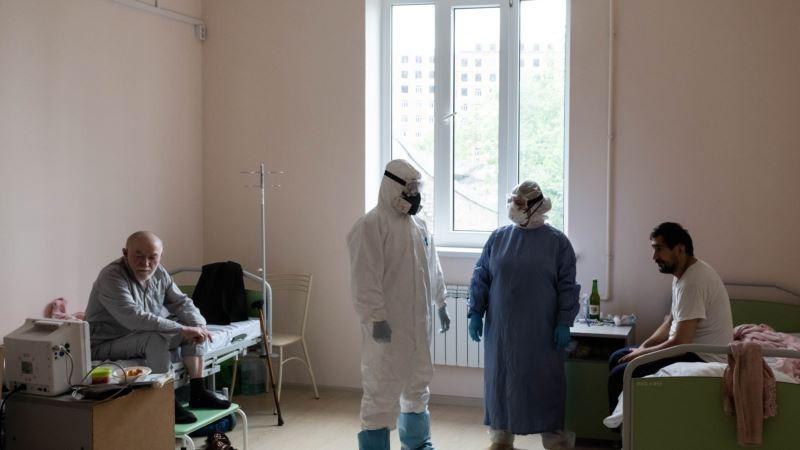 В России впервые выявили более 25 тысяч случаев COVID-19 за сутки