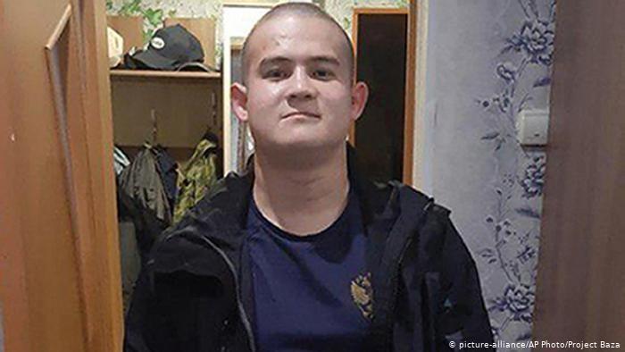 В России начался суд над солдатом Шамсутдиновым, расстрелявшим сослуживцев