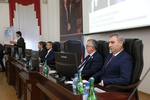В Грозном завершился симпозиум по травматологии-ортопедии