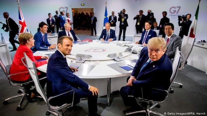 Саммит G7 пройдет в июне при личном участии лидеров