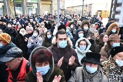 Названы два вероятных сценария пандемии коронавируса в 2021 году