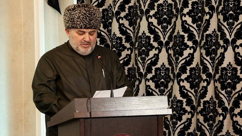 Суд оштрафовал ингушского муфтия за поддержку участников протестов в Магасе