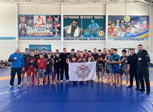 Спортсмены из ЧР завоевали 16 медалей на Всероссийском турнире по комплексному единоборству