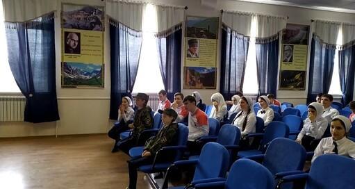 В районах ЧР отметили День защитника Отечества