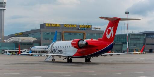 Открыт прямой рейс из Казани в Грозный