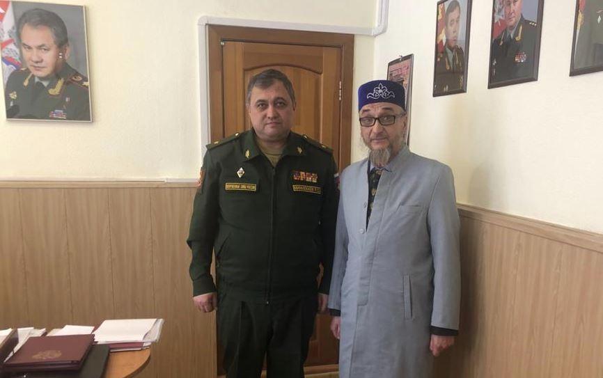 Имамы Урала не оставят без духовного окормления военнослужащих мусульман
