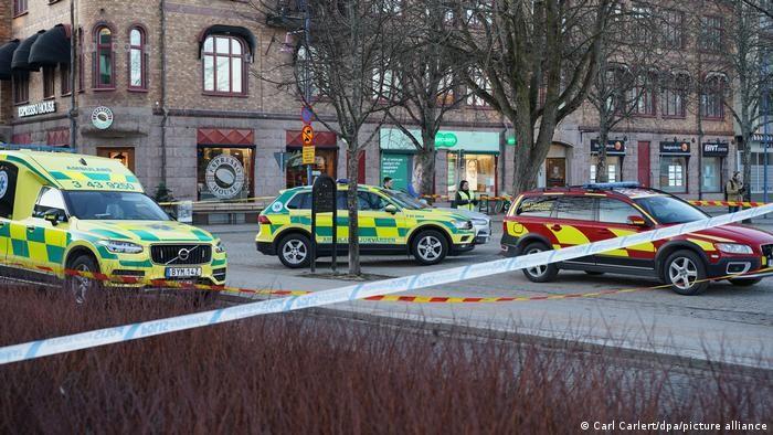 Полиция в Швеции начала расследование возможного теракта на юге страны