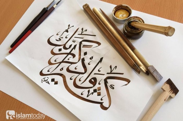 Кто был первым каллиграфом во времена Пророка ﷺ?