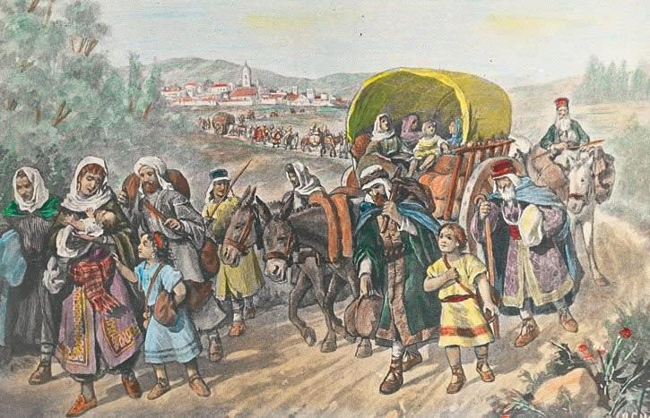 Как из Испании изгоняли иудеев и мусульман