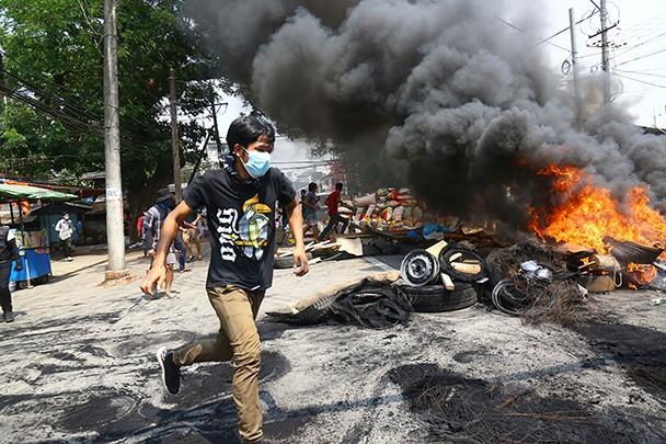 ООН озвучила число жертв военного переворота в Мьянме