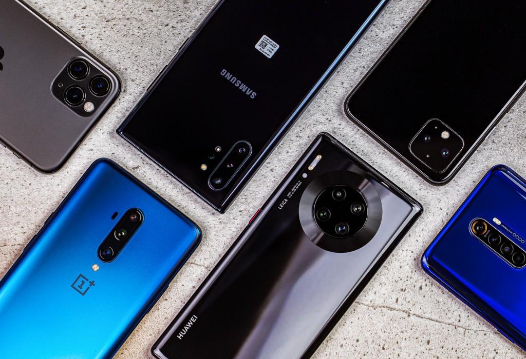 Samsung заметно потеснила Sony на рынке датчиков изображения для камер смартфонов