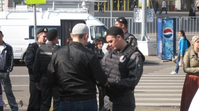 Уроженец Дагестана задержан за избиение военнослужащего в Москве