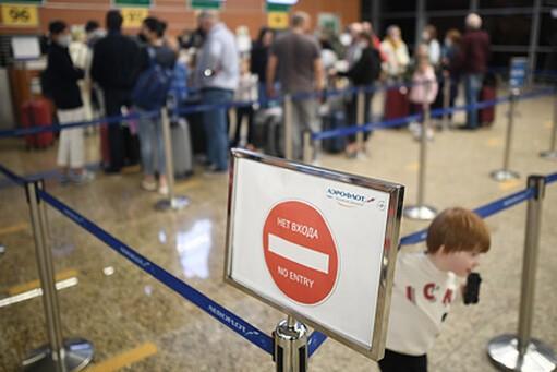 Стало известно о решении властей России закрыть авиасообщение с Турцией