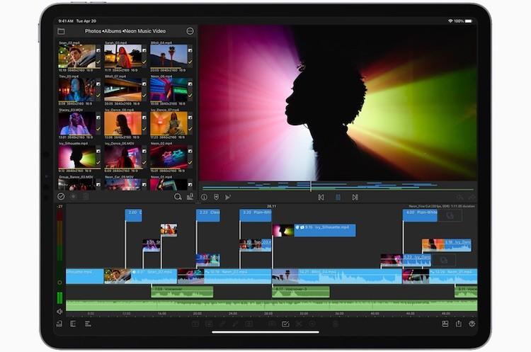 Apple представила iPad Pro на компьютерном процессоре M1. Старший получил дисплей Liquid Retina XDR и цену от $1099