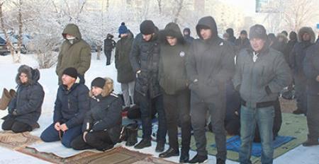 В Москве вновь подняли проблему нехватки мечетей