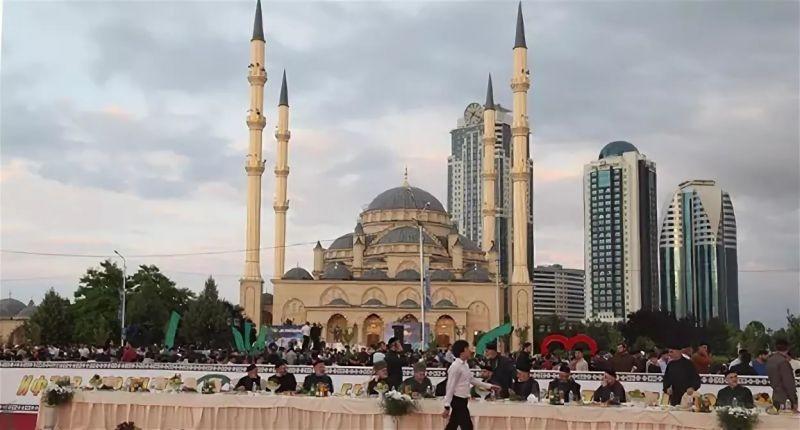 Чечня установила рекорд в продлении майских праздников в честь Ид аль-Фитр