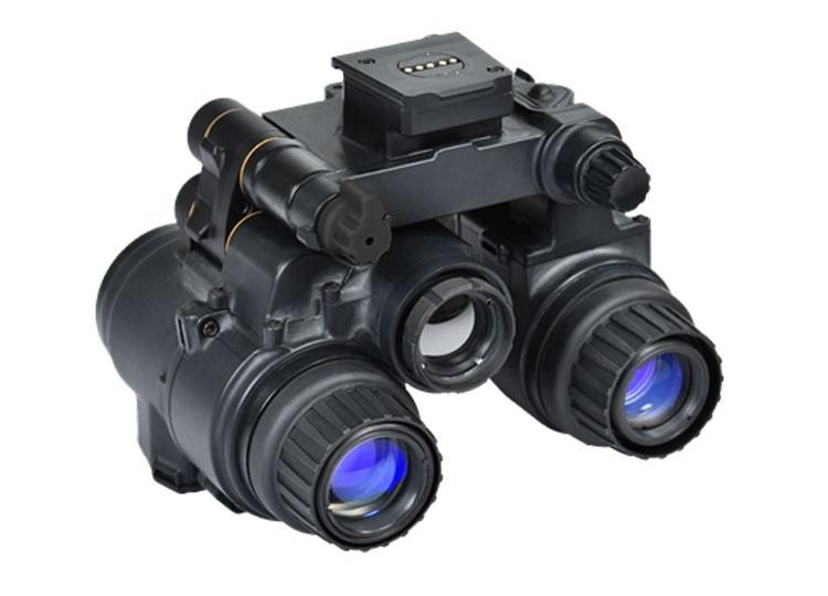 США создали армейские очки ночного видения, которые похожи на инопланетную технологию (ВИДЕО)
