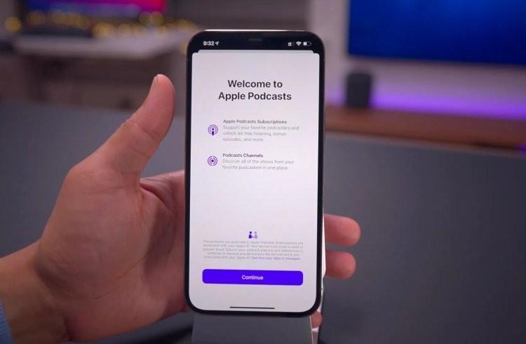 Apple отложила запуск платных подписок на подкасты до следующего месяца