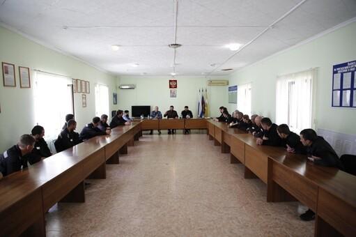Представители духовенства ЧР посетили чеченских осуждённых в Ставропольском крае
