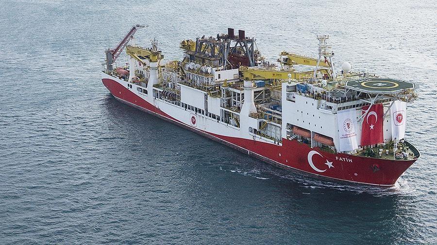 СМИ узнали о найденном Турцией крупном месторождении газа