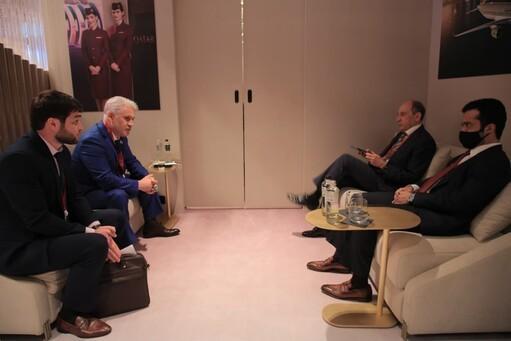 Чеченская Республика планирует сотрудничество с Катарскими авиалиниями