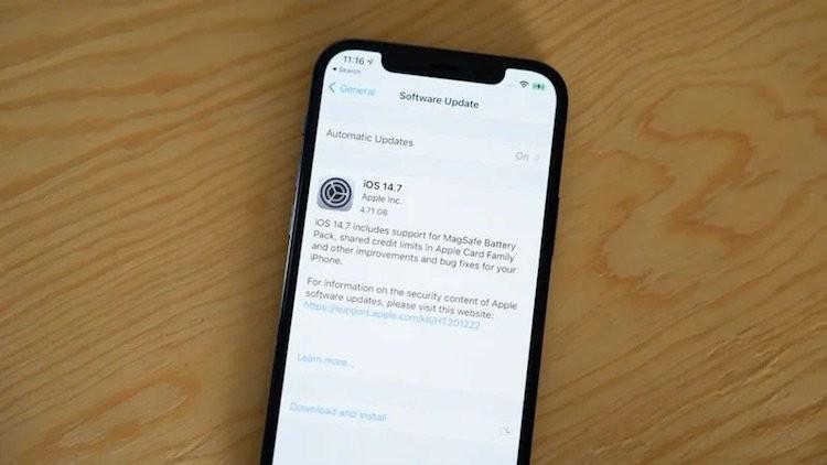Apple представила iOS 14.7 с поддержкой павербанка MagSafe Battery Pack и другими улучшениями