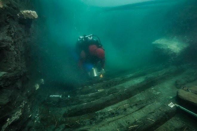 ВЕгипте обнаружили уникальный древний корабль