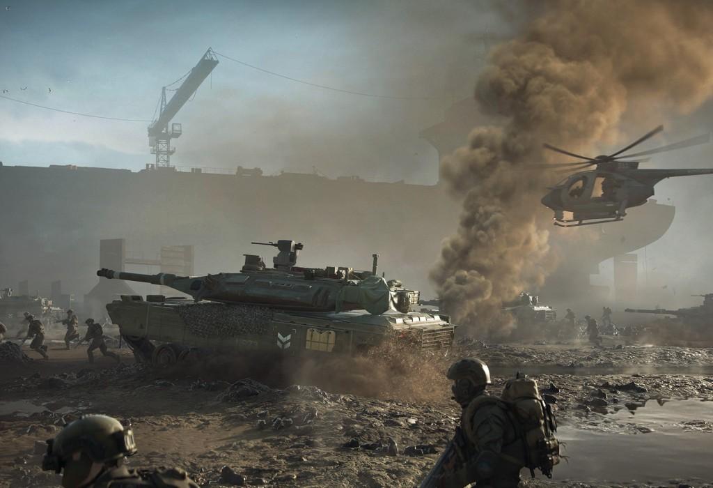 Гендиректор EA: «Вы должны думать о Battlefield как о сервисе»