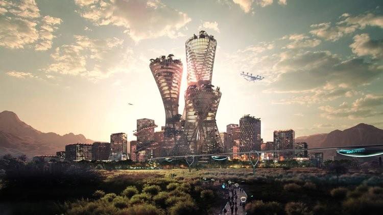 В США ищут место для города будущего, где будет создан технологический рай