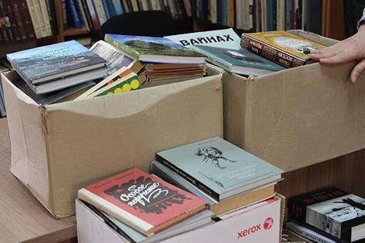Книжный фонд Нацбиблиотеки ЧР пополнится на 7 тысяч экземпляров