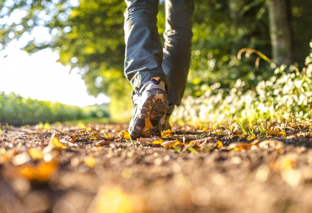 Ученые пересмотрели норму шагов вдень