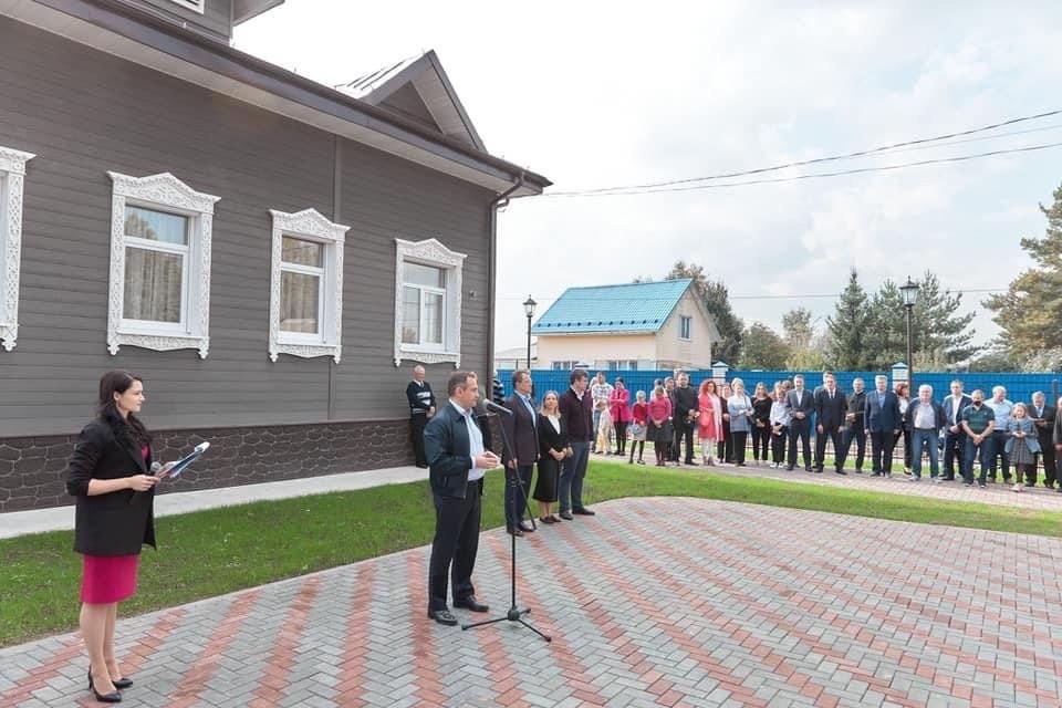 Мусульмане отремонтировали библиотеку в Московской области