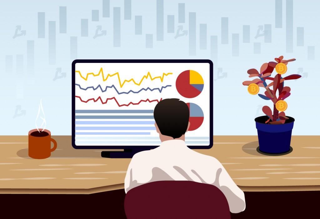 Трейдер рассказал о дальнейшем влиянии фондового рынка на биткоин