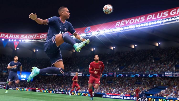 FIFA 22 установила рекорд числа пользователей на старте и может сменить название
