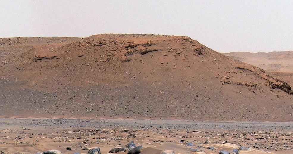 Ученые нашли наМарсе дельту реки идревнее озеро
