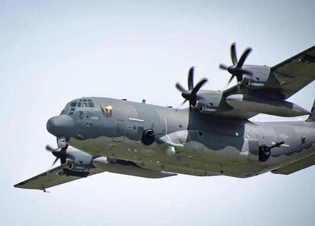 Американцы получили боевой лазер для самолета огневой поддержки